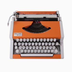 Reiseschreibmaschine von Alfons Boothby & Georges Joseph für Olympia, 1960er