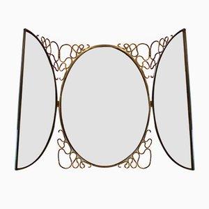 Miroir Pliant Vintage, Italie