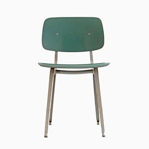 Industrial Green Revolt Chair by Friso Kramer for Ahrend de Cirkel