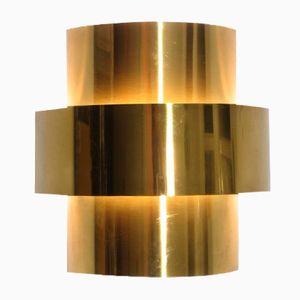 Bronze Vintage Wandlampe von Anvia