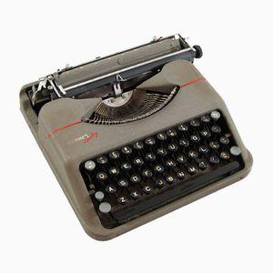 Machine à Écrire Hermes Baby Portable avec Boîtier de Paillard, 1943