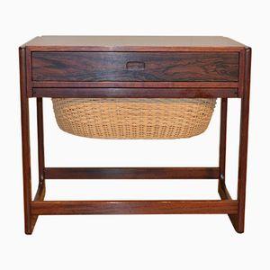 Rosewood Danish Sewing Desk, 1975