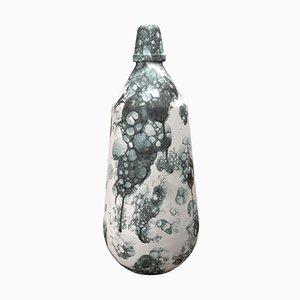 Vase Bubblegraphy P1 par Adrianus Kundert & Thomas van der Sman pour Oddness
