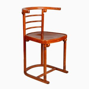Bentwood Chair by Josef Hoffmann for Jacob & Joseph Kohn
