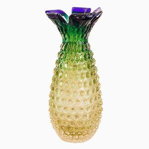 Tschechische Ananas Vase von Frantisek Koudelka