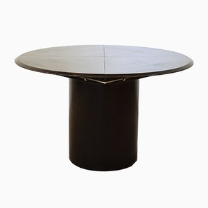 Quadrondo Round Dining Table by Erwin Nagel for Rosenthal, 1980s