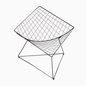 Oti Wire Chair by Niels Gammelgaard for Ikea, 1986