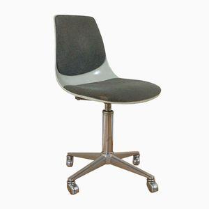 Fiberglass Office Chair from Wikhahn, 1960s