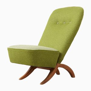 Vintage Congo Lounge Chair by Theo Ruth for Artifort