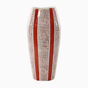 Polnische Porzellan Vase von Karolina, 1960er