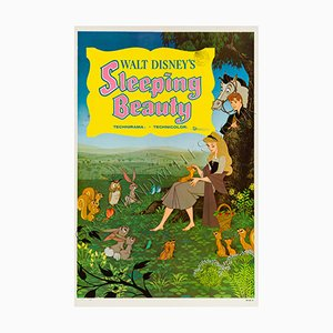 Poster de Film Sleeping Beauty, 1959