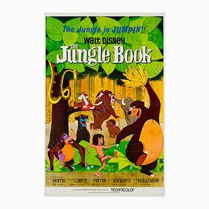 Poster du Film The Jungle Book, 1967