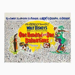 101 Dalmatiner Filmplakat, 1961