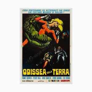 Italienisches Monster X Gegen den G8-Gipfel Filmplakat, 1969