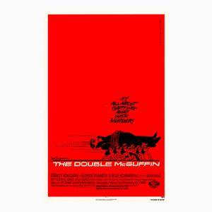 Affiche de Film The Double McGuffin Vintage, 1979