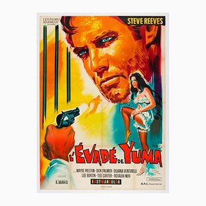 Poster vintage del film Vivo Per la Tua Morte di Belinsky, 1968