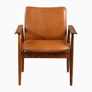 Modell 209 Diplomat Armlehnstuhl aus Palisander von Finn Juhl für Cado, 1960er