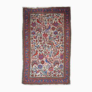 Persian Mashad Handmade Rug, 1920s