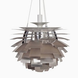 Danish Artichoke Lamp by Poul Henningsen for Louis Poulsen, 1960s