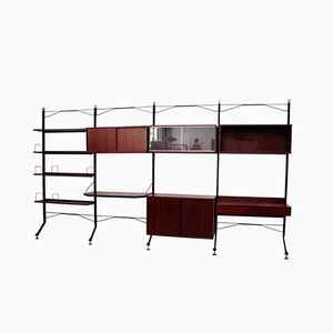 Vintage Urio Bookcase by Ico Parisi for MIM