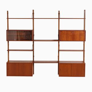 Royal System Shelving by Poul Cadovius for Cado, 1960s