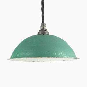 Lampe à Suspension US Paratroope Vintage