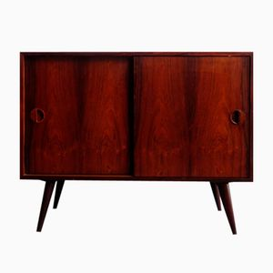 Small Mid-Century Rosewood Sideboard
