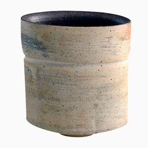 Vase en Grès de Fritz Vehring, Allemagne,1983