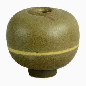 Stoneware Vase by Fritz Vehring, 1978