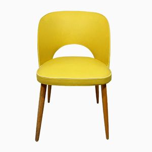 Yellow Dining Chair, 1950s