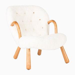 Clam Chair von Philip Arctander, 1940er