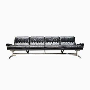 Vintage Four-Seater Sofa by André Vandenbeuck for Strässle