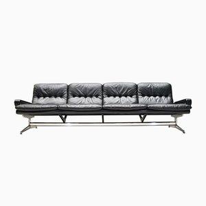 Vintage Vier-Sitzer Sofa von André Vandenbeuck für Strässle