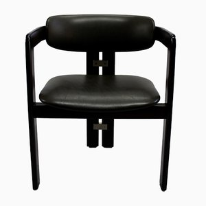 Mid-Century Pamplona Chair by Augusto Savini for Pozzi
