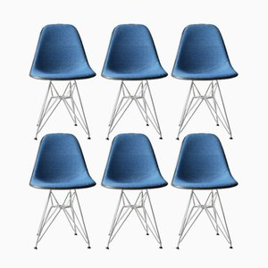 DSR Stühle von Charles & Ray Eames für Herman Miller, 1975, 6er Set