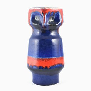 Ceramic Owl Jug from Carstens Tönnieshof