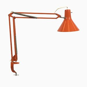 Mid-Century Norwegian L4 Lamp by Jac Jacobsen for Luxo