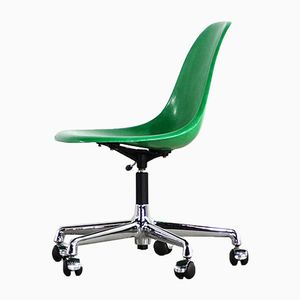 Mid-Century Swivel Chair by Charles & Ray Eames for Herman Miller