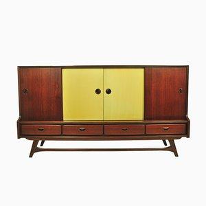 Vintage Cabinet by Louis van Teeffelen for Wébé