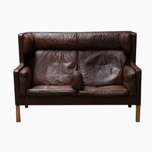 Mid-Century Modell 2192 Sofa von Borge Mogensen für Frederica Stolefabrik