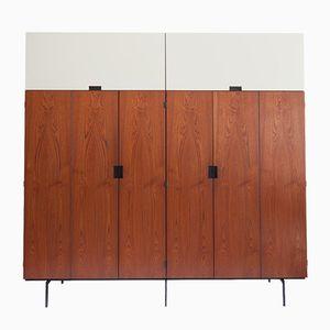 KU10 Japanese Series Teak Kleiderschrank von Cees Braakman für Pastoe, 1950er