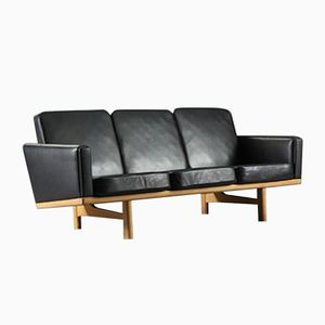 Mid-Century GE-236/3 Sofa by Hans J. Wegner for Getama
