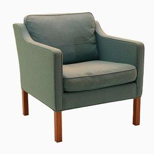 Mid-Century 2521 Sessel von Børge Mogensen für Fredericia