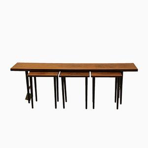 Tables Gigognes par Kurt Østervig pour Jason, 1960s