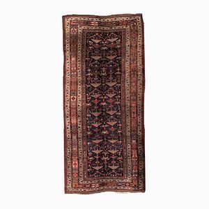 Antiker Persischer Handgeknüpfter Kurdish Teppich, 1880er