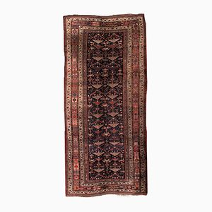 Antique Persian Kurdish Handmade Rug, 1880s