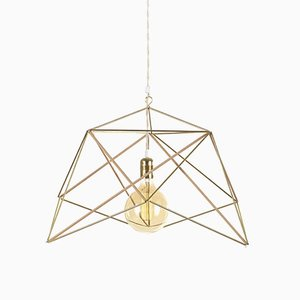 Hemmi- Icosahedron Light by Nicolas Brevers for Gobo