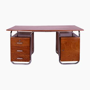 Vintage Bauhaus Desk by Robert Slezak