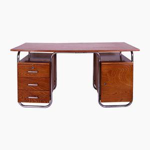 Vintage Bauhaus Schreibtisch von Robert Slezak