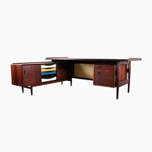 Executive Desk by Arne Vodder for Sibast, 1960s